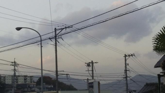 やや暖かい11月の終わりでした。_e0094315_17343576.jpg
