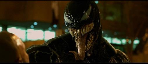 ヴェノム (ルーベン・フライシャー監督 / 原題 : Venom)_e0345320_00033955.jpg