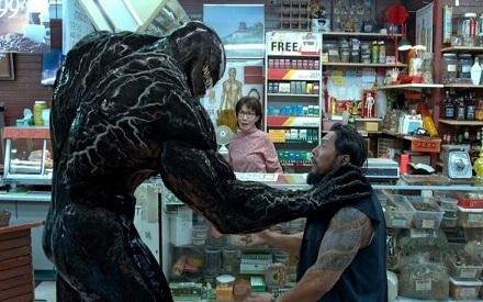 ヴェノム (ルーベン・フライシャー監督 / 原題 : Venom)_e0345320_00451673.jpg
