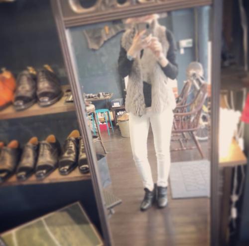 オシャレは足元から…の落とし穴‼︎by Instagram_d0336521_10005521.jpg