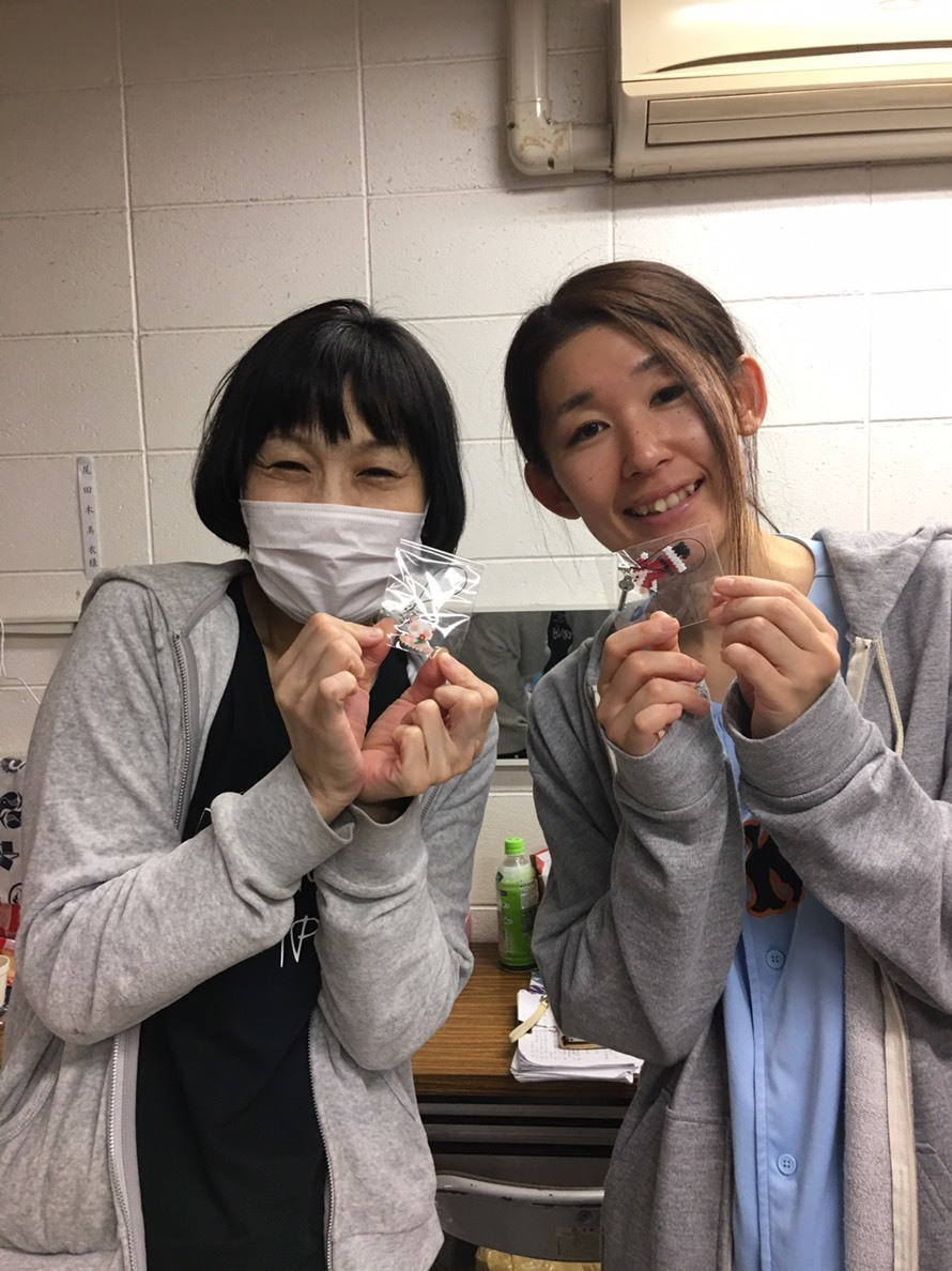 難波のお恵ちゃん♪_a0163623_23221156.jpg