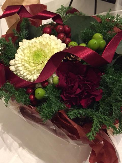 一足早いクリスマスパーティー_c0223630_10023897.jpg