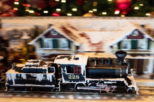 Christmas Train   ・・・えびす・・・_f0333031_08053386.jpg