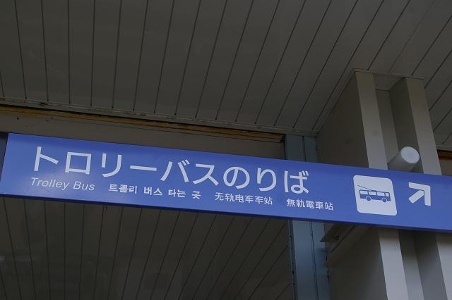 関電トンネルトロリーバスラストラン!_b0283432_23194463.jpg