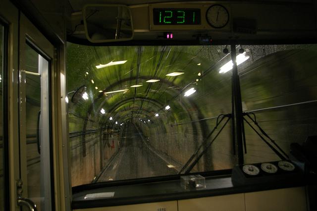 関電トンネルトロリーバスラストラン!_b0283432_23293306.jpg