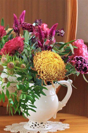 パリ祭の菊の花_c0134734_18181977.jpg