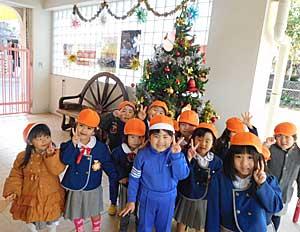 クリスマスの準備万端!!_e0325335_16352574.jpg