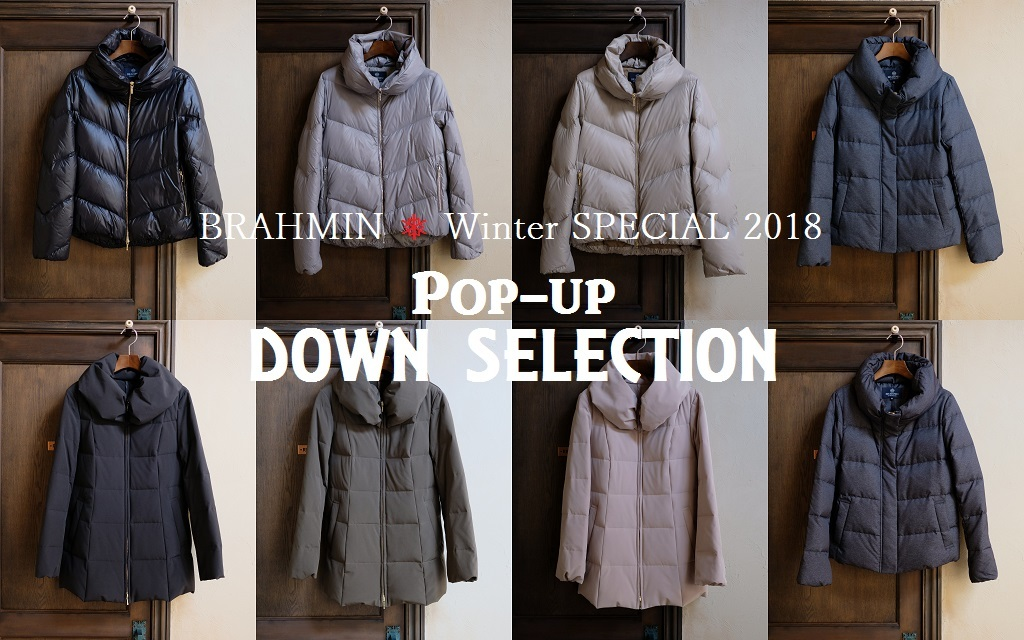 """BRAHMIN ❅ Winter SPECIAL 2018 POP UP ~Day7!...11/30fri\""_d0153941_17273658.jpg"