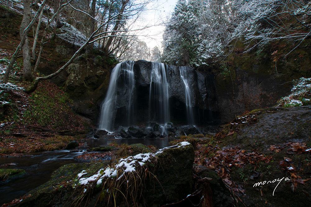 初冬の滝_c0085877_06244084.jpg