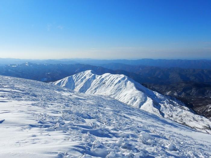 月山・志津~姥ヶ岳(シーズン初滑り) ~ 2018年11月25日_f0170180_21460524.jpg