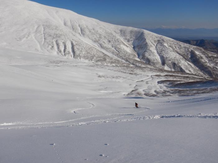 月山・志津~姥ヶ岳(シーズン初滑り) ~ 2018年11月25日_f0170180_21473847.jpg