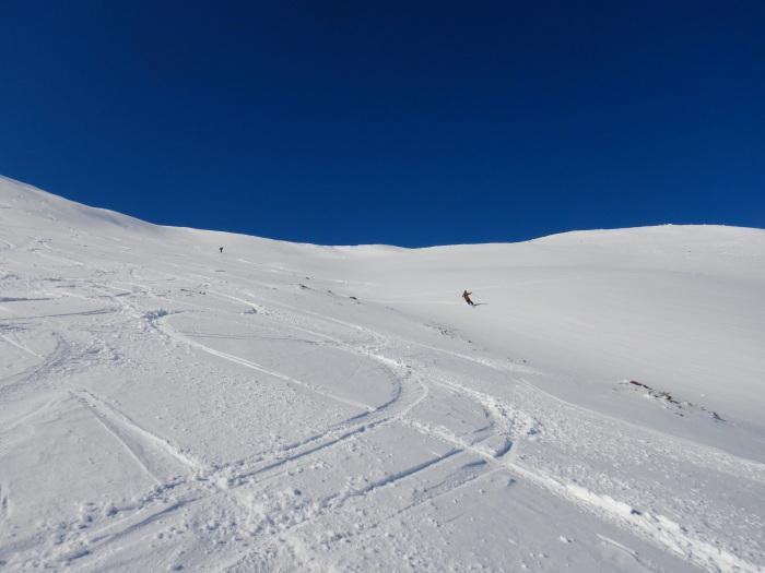 月山・志津~姥ヶ岳(シーズン初滑り) ~ 2018年11月25日_f0170180_21491764.jpg