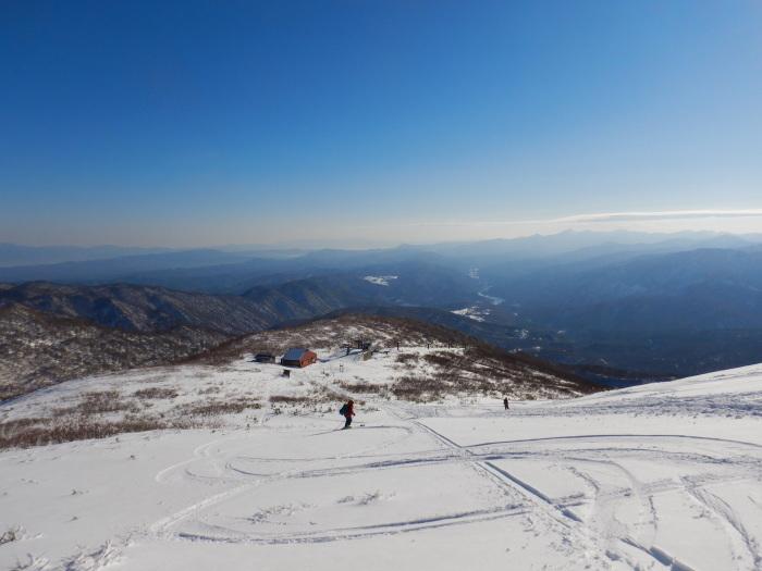 月山・志津~姥ヶ岳(シーズン初滑り) ~ 2018年11月25日_f0170180_22001451.jpg