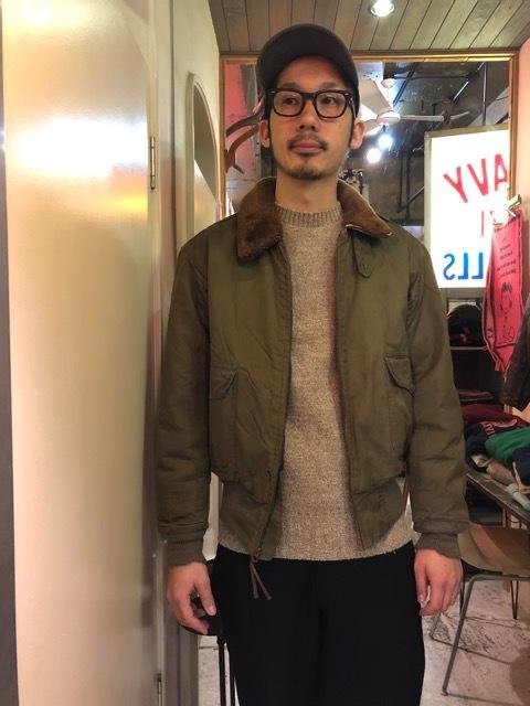 素材違いのFlightJacket!!(マグネッツ大阪アメ村店)_c0078587_12455958.jpg