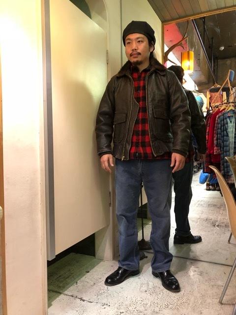 素材違いのFlightJacket!!(マグネッツ大阪アメ村店)_c0078587_12460947.jpg