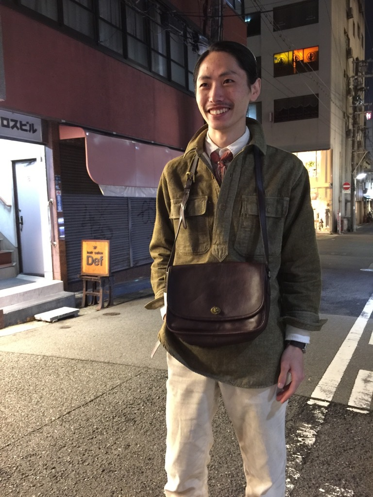 マグネッツ神戸店12/1(土)Superior入荷! #7 Trad Item!!!_c0078587_20351333.jpg
