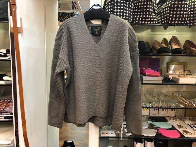 マイカアンドディール/MICA&DEAL  v/n loose knit p/o_e0076692_18161550.jpg