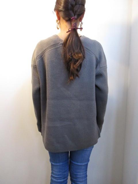 マイカアンドディール/MICA&DEAL  v/n loose knit p/o_e0076692_18341674.jpg