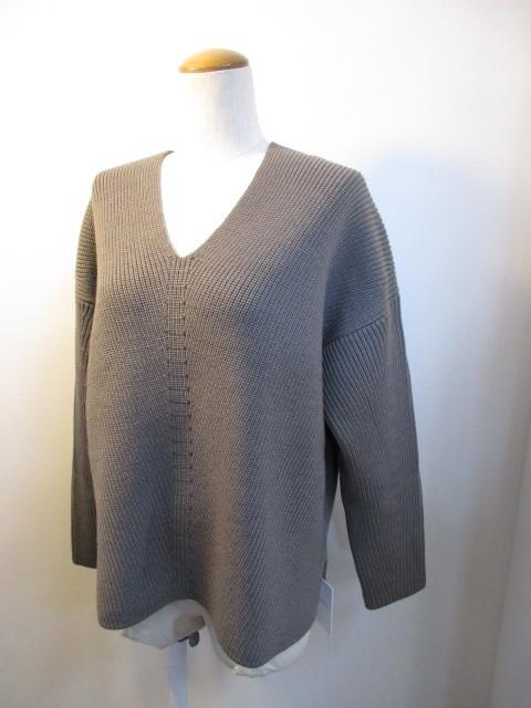 マイカアンドディール/MICA&DEAL  v/n loose knit p/o_e0076692_18343259.jpg