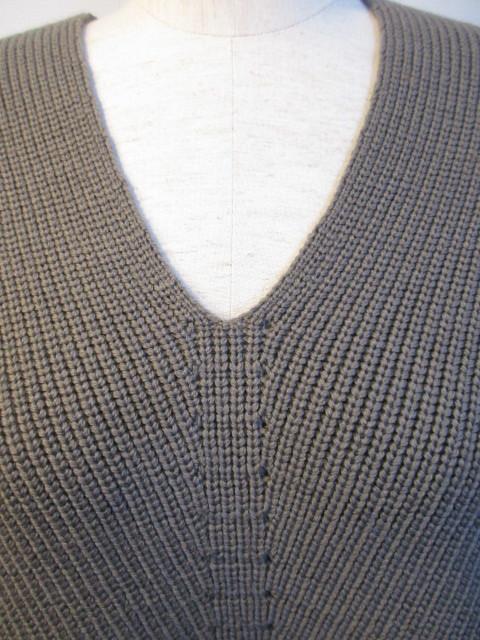 マイカアンドディール/MICA&DEAL  v/n loose knit p/o_e0076692_18344929.jpg