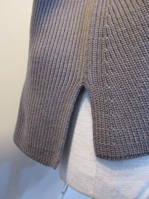 マイカアンドディール/MICA&DEAL  v/n loose knit p/o_e0076692_18351596.jpg