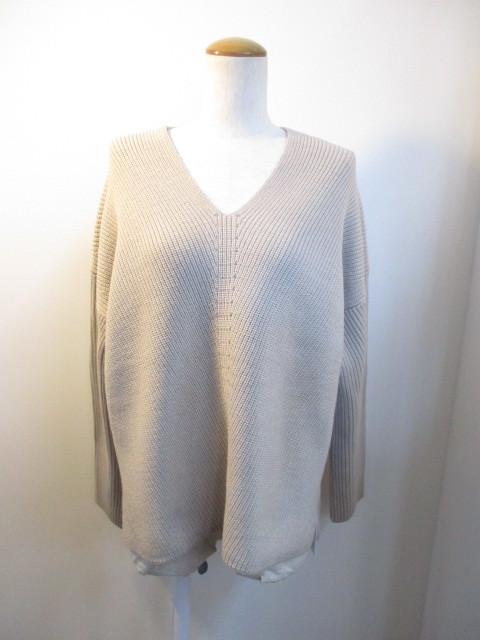 マイカアンドディール/MICA&DEAL  v/n loose knit p/o_e0076692_18354442.jpg