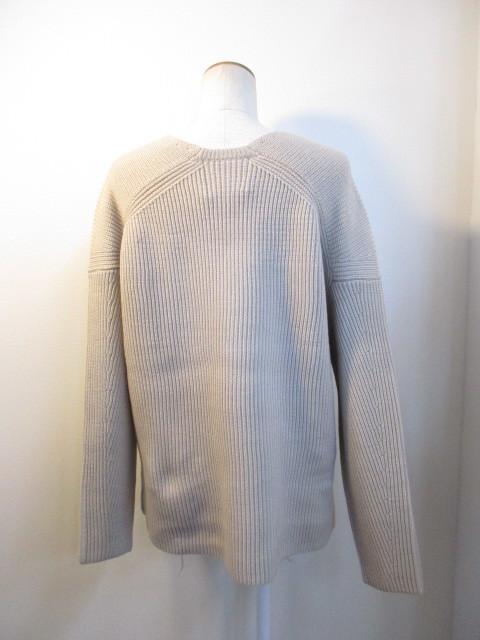 マイカアンドディール/MICA&DEAL  v/n loose knit p/o_e0076692_18361171.jpg