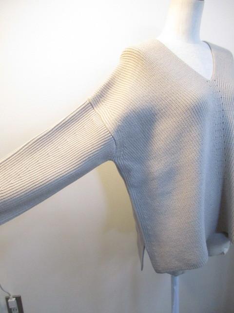 マイカアンドディール/MICA&DEAL  v/n loose knit p/o_e0076692_18362555.jpg