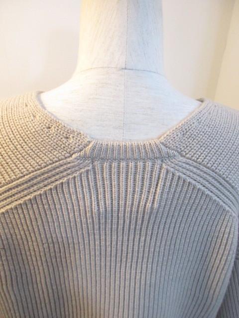 マイカアンドディール/MICA&DEAL  v/n loose knit p/o_e0076692_18363915.jpg