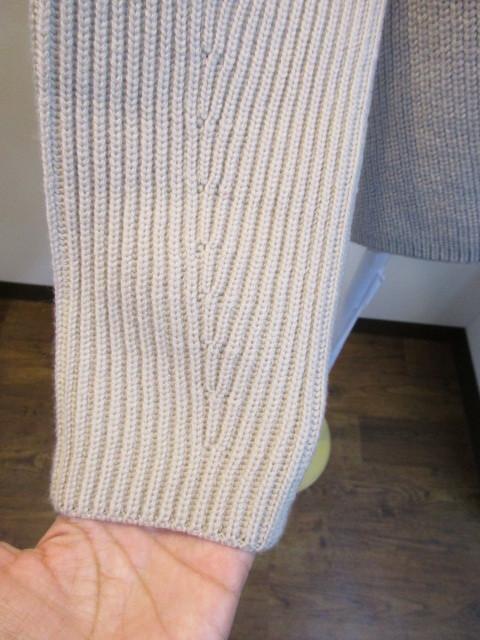 マイカアンドディール/MICA&DEAL  v/n loose knit p/o_e0076692_18365272.jpg
