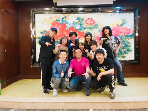 「鋼の魂V スーパーロボット熱血コンサート」in 上海、メモリー_a0114206_18104871.jpeg
