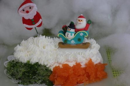 12月!クリスマスケーキ作り☆_f0170713_18140253.jpg