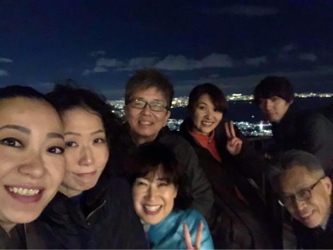 日本で初めて出来たゴルフ場⛳️の神戸ゴルフ倶楽部で瀬戸内JAZZ女子部と津田ナオミさんとのコラボでシネマライブしてきました。_c0091117_01261586.jpg