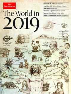 雑誌 The Economist エコノミスト 2019 / 表紙画像_b0003330_12582830.jpg
