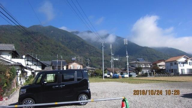 北国街道 10月24日 上田〜上山田温泉まで_e0158687_15493948.jpg