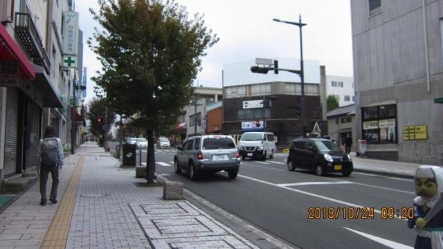 北国街道 10月24日 上田〜上山田温泉まで_e0158687_15524993.jpg