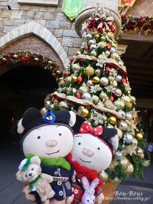 ディズニーシーのクリスマス その1_d0128697_985738.jpg