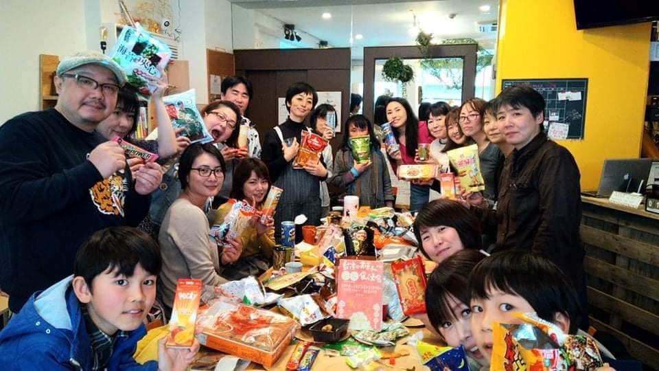 台湾のお菓子とか食べ大会2018_e0022403_12260854.jpg