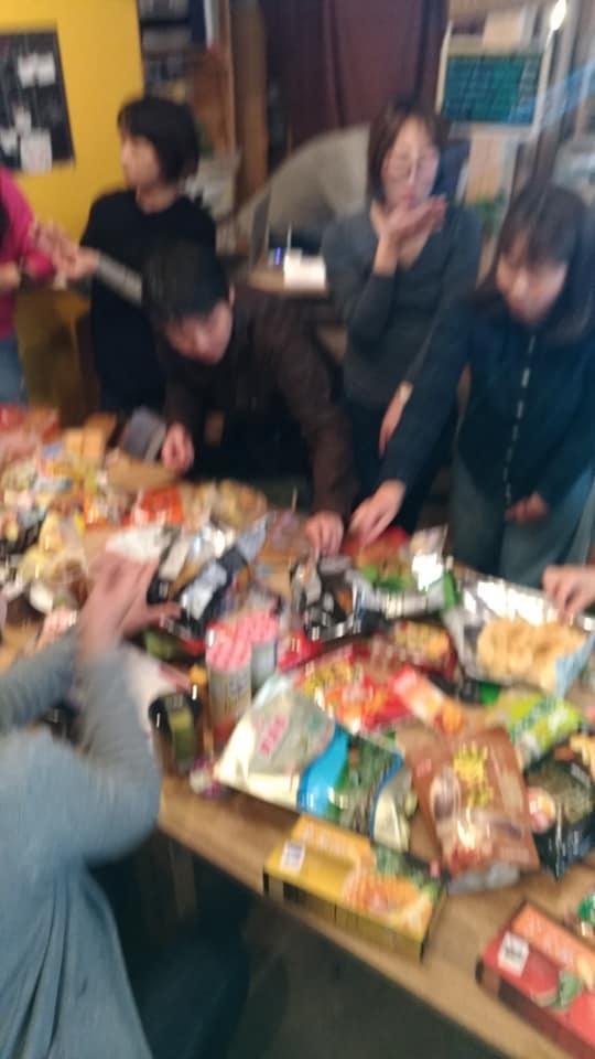 台湾のお菓子とか食べ大会2018_e0022403_12271143.jpg