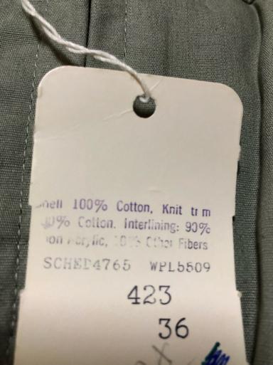 アメリカ仕入れ情報#19 デッドストック60s  ski club cotton Jacket!_c0144020_13524254.jpg
