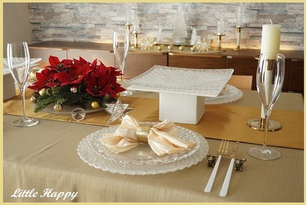 クリスマステーブルコーディネート2018_d0269651_10524334.jpg