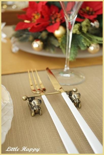 クリスマステーブルコーディネート2018_d0269651_10592451.jpg