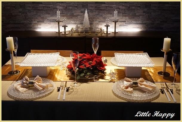 クリスマステーブルコーディネート2018_d0269651_11103634.jpg