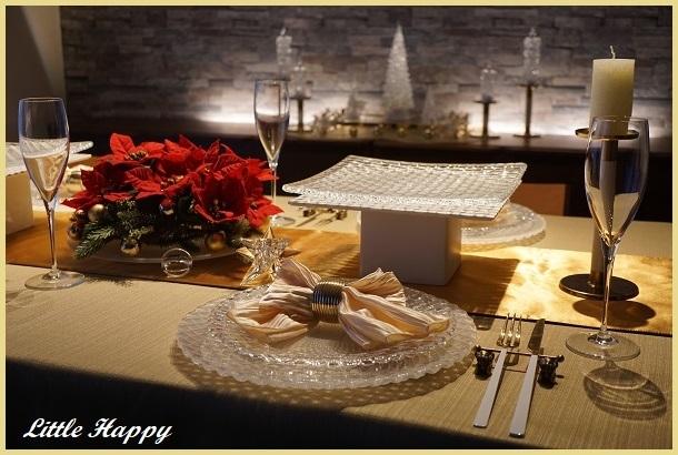 クリスマステーブルコーディネート2018_d0269651_11115900.jpg