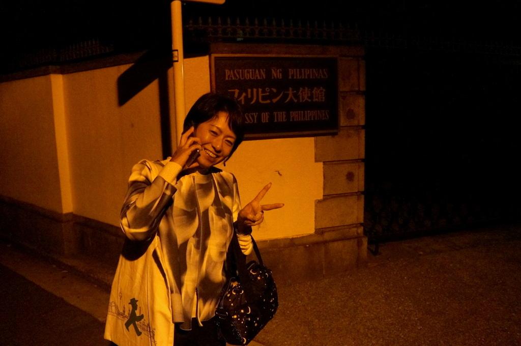 飯田橋の「島」から靖国神社を抜けて 11/1_c0180686_19235691.jpg
