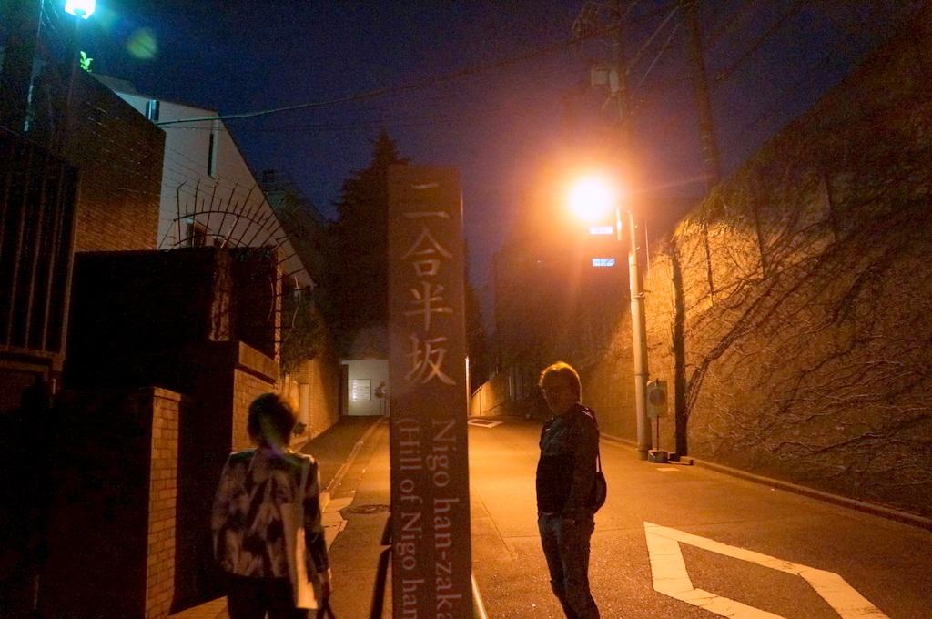 飯田橋の「島」から靖国神社を抜けて 11/1_c0180686_19242619.jpg