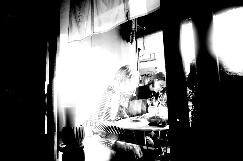 昼は谷根千、夜は有楽町から飯田橋etc. 11/1_c0180686_19320143.jpg