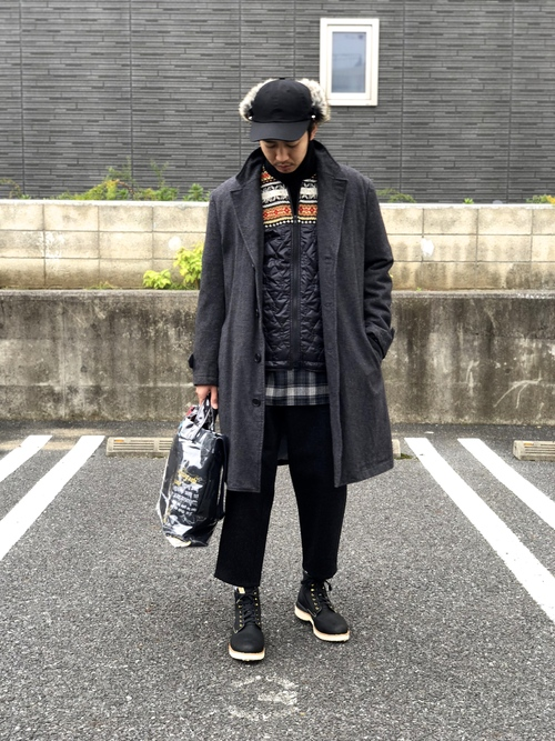 COMME des GARCONS - Winter Layered._c0079892_20423425.jpg