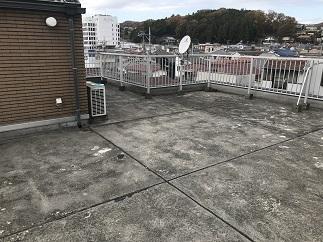 屋上防水工事(青梅市)_c0183605_15104460.jpg