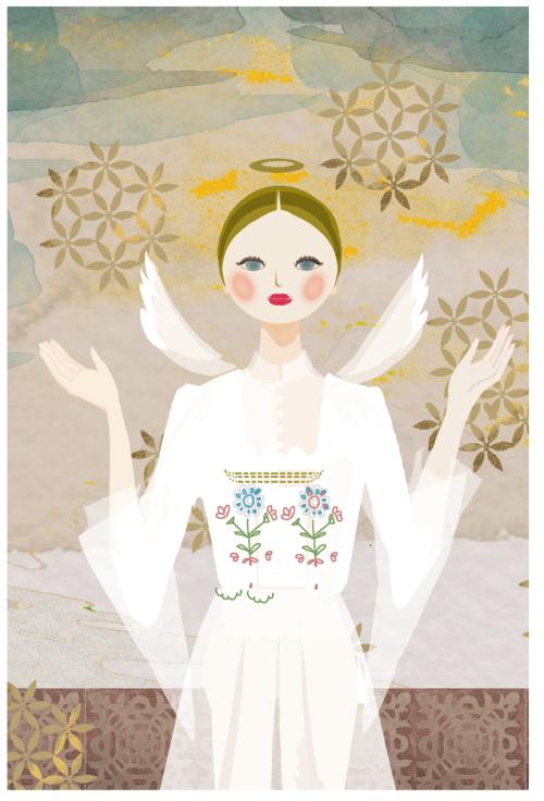 『天使4人展』MDP Gallery スペースM_f0172313_04103902.jpg
